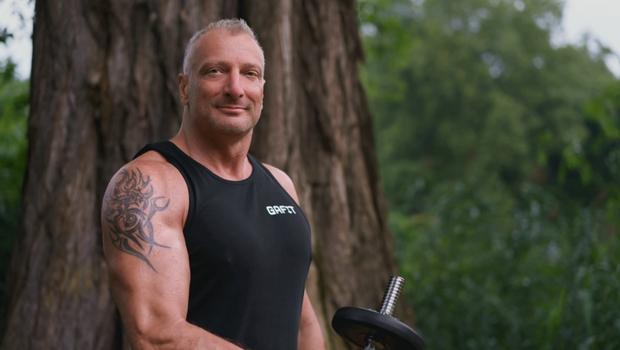 Motivation für Fitness-Training