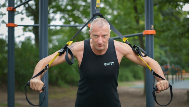 Training mit Geräten