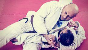 Training im Brazilian-Jiu-Jitsu
