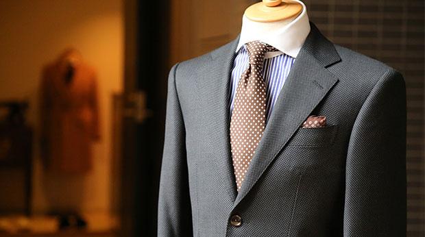 Maßgeschneiderter Anzug