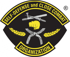 Self Defense and Close Combat Logo