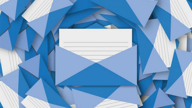 Romantische E-Mail