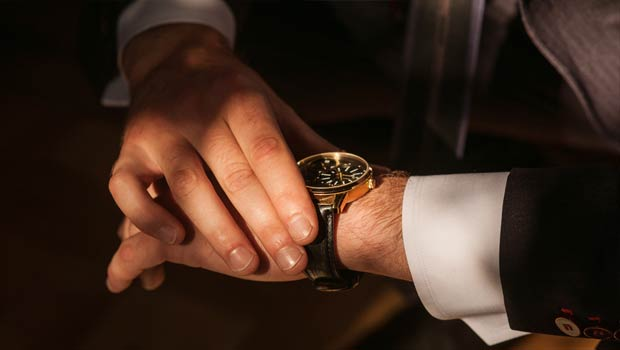 Uhr für Männer