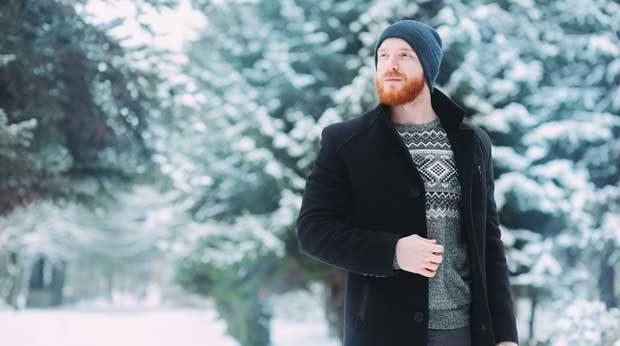 Wintermode Herren 2019